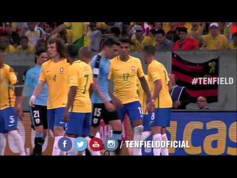 Fecha 5 - Brasil 2:2 Uruguay