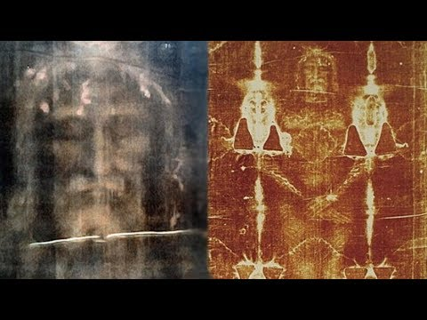 Shroud Of Turin Duplicate!!! Scientist Makes Another Shroud.