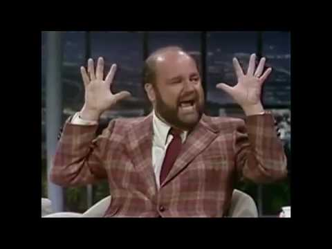 Dom Deluise Carson Tonight Show 1983