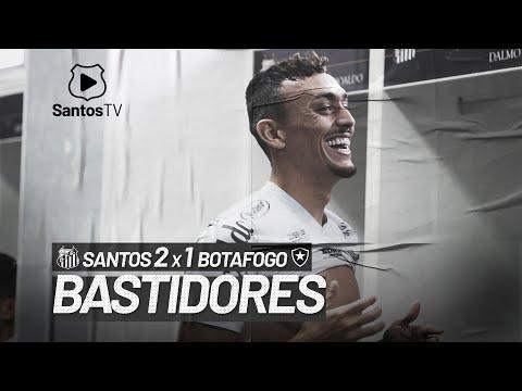 SANTOS 2 X 1 BOTAFOGO | BASTIDORES | BRASILEIRÃO (17/01/21)