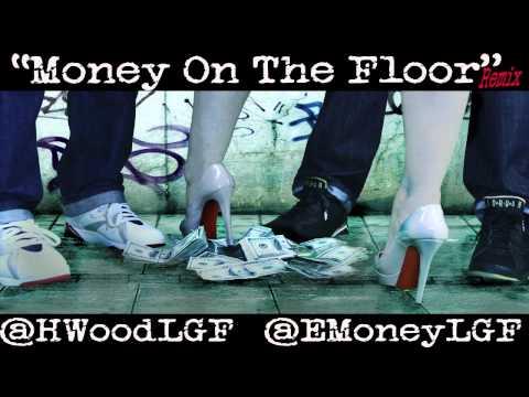 Hollywood - Money on the Floor (Remix) Ft. E. Money