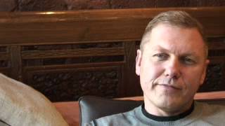 VIDEO: Step into my Office, with Lawrence Kenwright of...