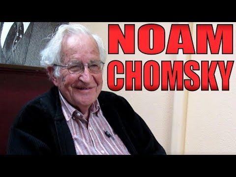 PRIMO NUTMEG #169: Noam Chomsky