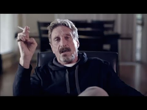John McAfee - Presidential Candidate
