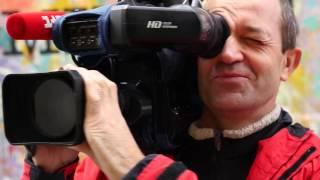 Робота оператора на зйомках