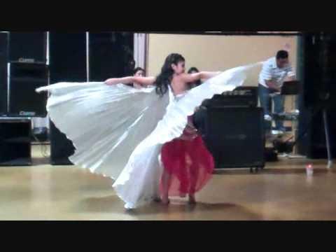 Quinceanera belly dance surprise dance