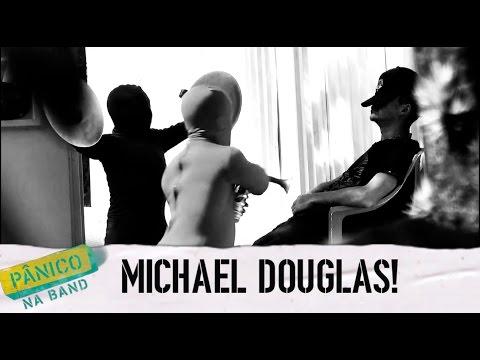 MOMENTO MICHAEL DOUGLAS: NUNCA MAIS EU VOU DORMIR - E03 (01/02)