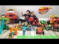 BIGGEST BLAZE AND THE MONSTER MACHINE TOYS COLLECTION Playtime Fun TBTFUNTV
