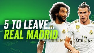 5 Players Who Need To Leave Real Madrid!