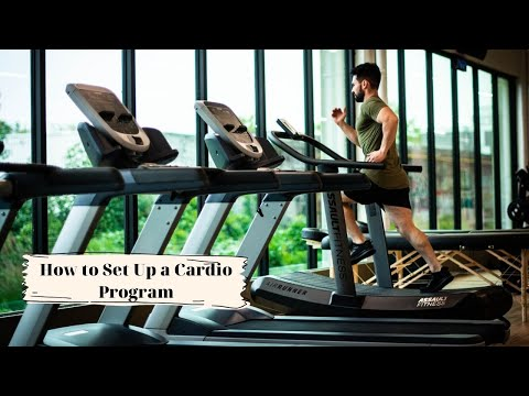 How to Set Up a Cardio Program