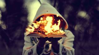 Hard Aggressive Hip-Hop Rap Beat Instrumental - Burning Memories