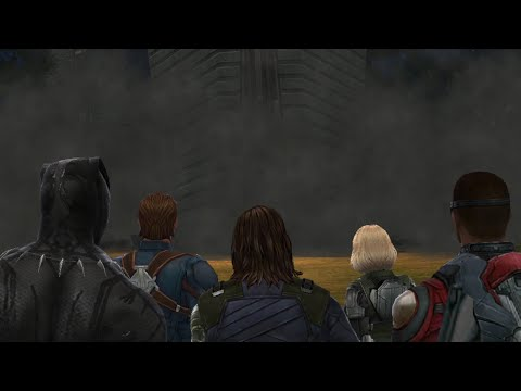 Infinity War legendary Battles [SPOILERS/Titan, Wakanda & Sanctum Battles NM ] - Marvel Future Fight