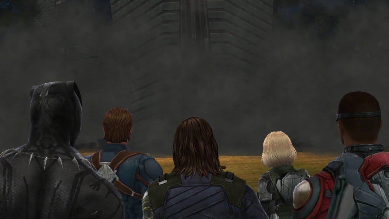 Infinity War Legendary Battles Spoilers Titan Wakanda Sanctum Battles Nm Marvel Future Fight