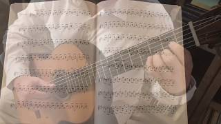 Op. 6, No. 1 by Fernando Sor- Michael Nigro