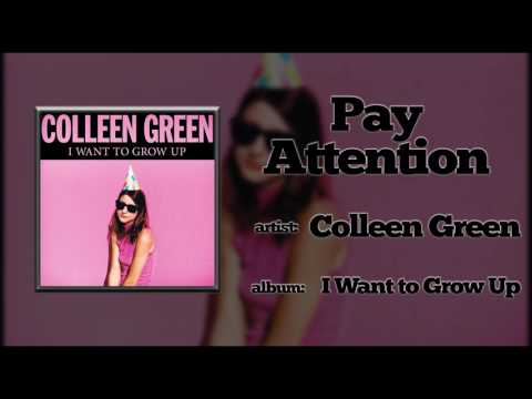 Colleen Green - Pay Attention (2015)