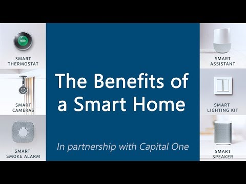 The Benefits of a Smart Home