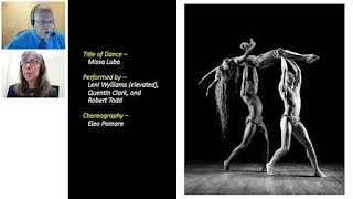 David Fullard, PhD - The Art of Photographing Dance