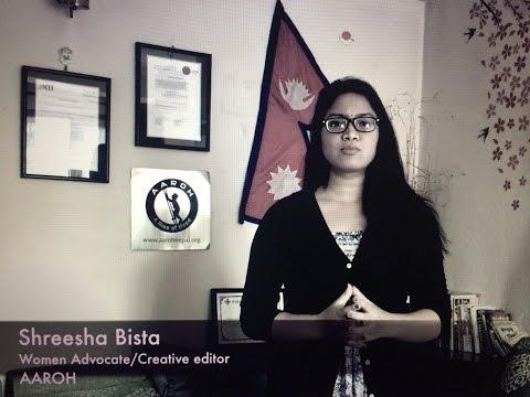 Shreesha Bista/Women Advocate, AAROH