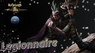 HoN Legionnaire Command Legendary Rank