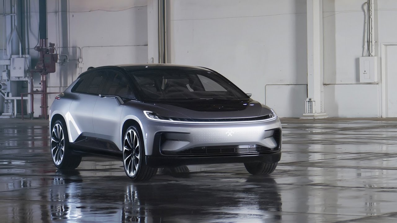 Faraday Future Electric Suv Faster Than Any Tesla