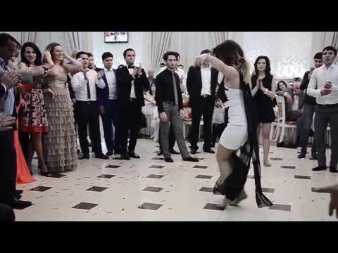 Кавказкие танцы. Свадьба в Азербайджане. Caucasian dance. Wedding in Azerbaijan