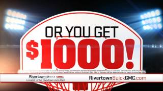 Massive March Markdowns @ Rivertown Buick GMC
