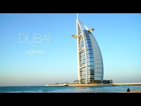Dubaï en famille, avec Emirates
