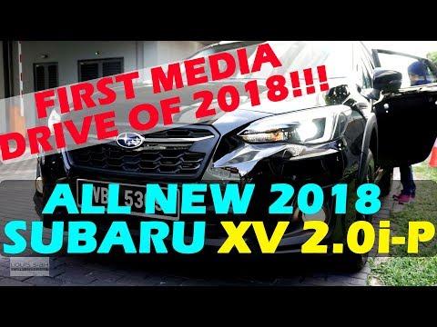 (2018) Subaru XV 2.0i-P Malaysia Media Drive to Melaka | 2018 All-New Subaru XV Review Malaysia