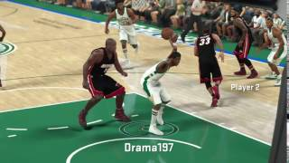 vuclip NBA2K arm craziness
