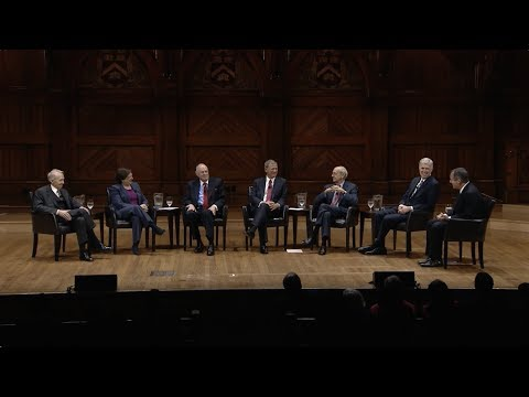 HLS in the World | A Conversation with Six Justices of the U.S. Supreme Court