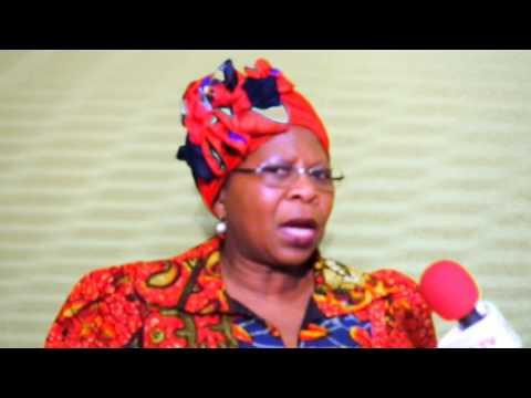"""RDC:Kabila """"Yebela"""" ton Mandat est fini-Justine Kasa-Vubu dénonce le retour en catimini des Léopards"""