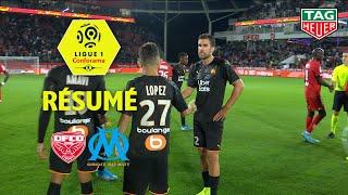 Dijon FCO - Olympique de Marseille ( 0-0 ) - Résumé - (DFCO - OM) / 2019-20