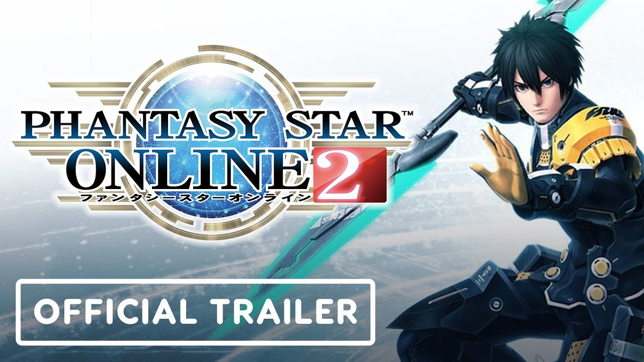 Phantasy Star Online 2 Xbox One Official Reveal Trailer - E3 2019