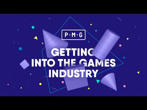 Getting Into The Games Industry