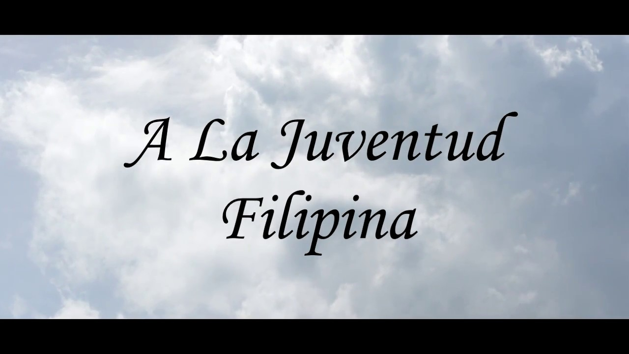 "Image result for ""a la juventud filipina"""