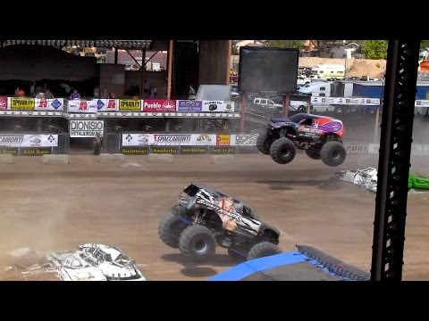 Colorado State Fair | Monster Truck Racing 2013