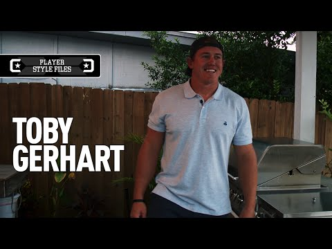Player Style Files: Toby Gerhart