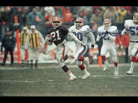 1989 Browns Highlights