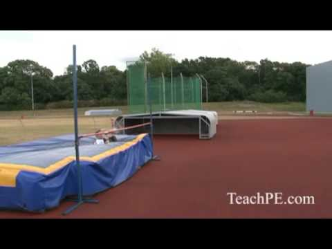 how to improve high jump technique