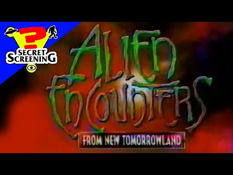Alien Encounters From New Tomorrowland [BANNED DISNEY UFO DOCUMENTARY, 1995] | Secret Screening