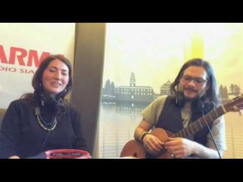 """Presentazione a Radio Parma di """"Un attimo senza fine"""" - 16 Febbraio 2017"""