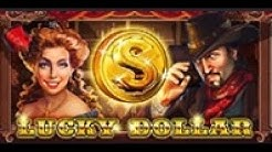 Lucky Dollar - Slot Machine - 30 Lines + Bonus Game