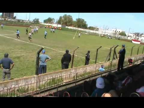 PLATENSE VS U MONTEVIDEO 1 a 1  14 10 12