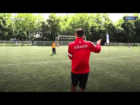Paris Saint Germain Academy Summer Soccer Camps, France