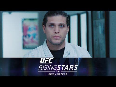 UFC Rising Stars: Brian Ortega