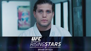 After watching Royce Gracie in the early days of the UFC, a young Brian Ortega tried out jiu-jitsu -- and turned out to be a prodigy. Now that he's added striking to ...