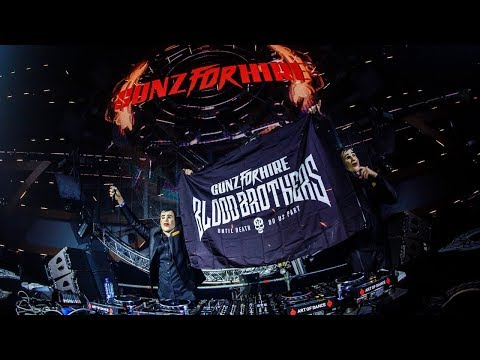 Gunz For Hire 'Blood Brothers' Live @ Supremacy 2019