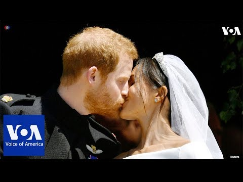 Royal wedding of the Duke and Duchess of Sussex in pictures