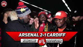 Arsenal 2-1 Cardiff City | Esha Gupta's Racist Remarks on Iwobi Were DISGUSTING! (Kelechi)