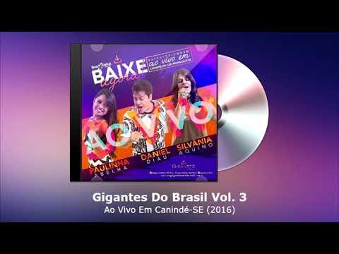 Gigantes Do Brasil Vol. 3 -  Ao Vivo Em Canindé-SE (2016) - FORRODASANTIGAS.COM